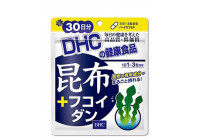 Ламинария и Фукоидан от DHC (улучшает иммунную систему, сохраняет молодость и здоровье)