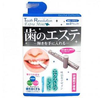Отбеливатель для зубов Экстра Мята  Tooth Revolution Dental Esthetic