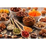 О калорийности сухофруктов