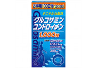 Глюкозамин c хондроитином YUWA на 100 дней (снимает воспаление)