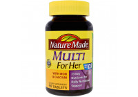 Витаминный комплекс для женщин (устраняет усталость, укрепляет иммунитет, для красоты волос, кожи и ногтей)