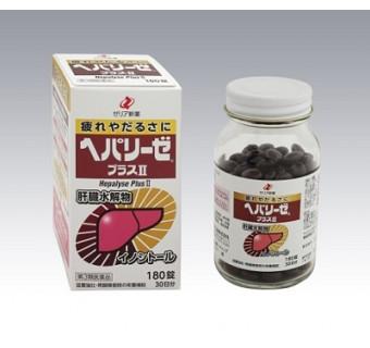 Гепариз Плюс (снимает стресс и похмелье, полезен для печени и пищеварительной системы)