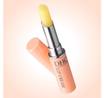 Крем-бальзам для губ от DHC (увлажняет, защищает, придает естественный блеск губам)