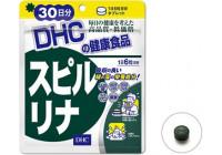 Спирулина DHC (для иммунитета, снижения веса, очищения организма и профилактики рака)