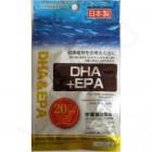 DHA+EPA (питание сосудов, сердца и мозга)