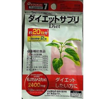Купить Diet от Daiso (ослабляет чувство голода, способствует эффективному снижению веса)