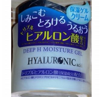 Крем для лица с гиалуроновой кислотой (разглаживает морщины и замедляет старение кожи)