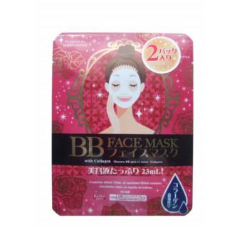 Коллагеновая маска Daiso 2 шт (для разглаживания морщин, увлажнения и восстановления кожи)