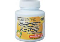 Витаминно-минеральный комплекс MOST ORIHIRO (5 минералов+12 витаминов)