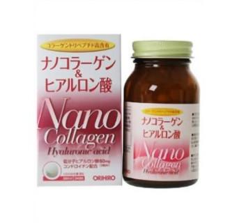 Купить нано-коллаген с гиалуроновой кислотой ORIHIRO для поддержания молодости кожи