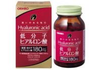 Гиалуроновая кислота + витамины ORIHIRO (для молодости кожи, здоровья суставов и костей)