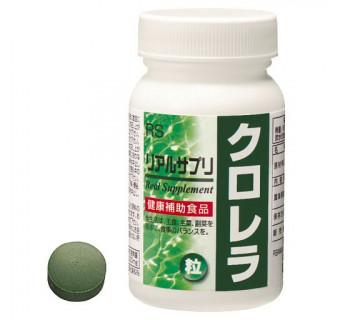 Хлорелла (для омоложения, повышения иммунитета и улучшения работы всего организма)