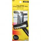 Безопасная одноразовая бритва DISPO RAZOR (для чистого, быстрого и максимально комфортного бритья)