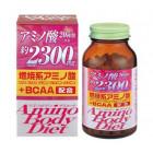 Orihiro Аминокислоты BCAA (для улучшения метаболизма, сжигания жира и роста мышечной массы)