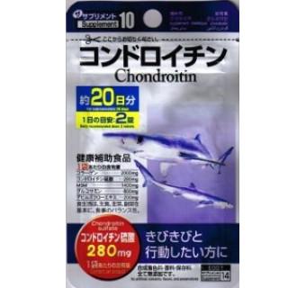 Хондроитин Daiso (для здоровья хрящей, сухожилий, связок и кожи)
