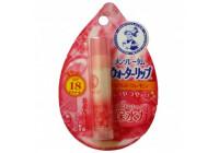 Гигиеническая помада ROHTO с розовым оттенком (для увлажнения, питания и защиты кожи губ от УФ-излучения)