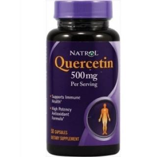 Кверцетин на 30 дней (укрепляет иммунитет, от варикоза, замедляет процессы старения)