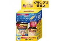 Рыбий жир + витаминно-минеральный комплекс (укрепление иммунитета, ускорение метаболизма, борьба с лишним весом)