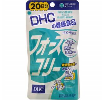 Купить препарат «Форсколин» DHC для эффективного похудения без диет и тренажеров