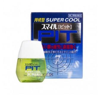 Капли для глаз Lion Smile Pit Super Cool (супер охлаждение, увлажнение и защита)