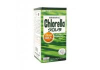 Концентрат хлореллы (иммуномодулятор, очищает, лечит диабет, сердце и кожные болезни)