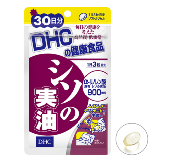 Натуральное масло Периллы DHC от астмы и аллергии