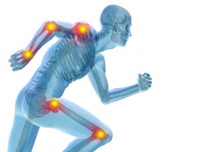 перегрузка мышц и суставов восстановление